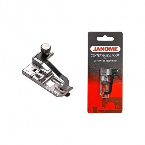 Лапка для отстрочки с центральным направителем на распошивалку  JANOME 795819108 - Интернет-магазин