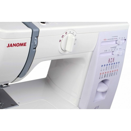 JANOME 415 - Интернет-магазин