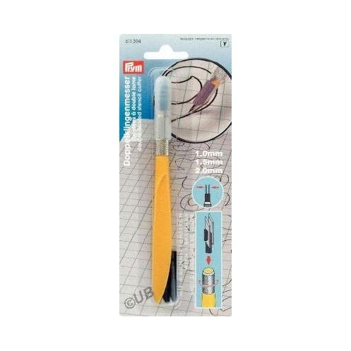 Нож для рукоделия с двойным лезвием PRYM 611394 - Интернет-магазин