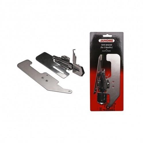 Приспособление для окантовывания (42/12 мм) на распошивалку  JANOME 795844009 - Интернет-магазин