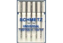 Иглы SCHMETZ универсальные №80(1)-90(3)-100(1)