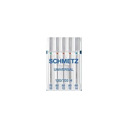 Иглы SCHMETZ универсальные №70(1)-80(3)-90(1) - Интернет-магазин