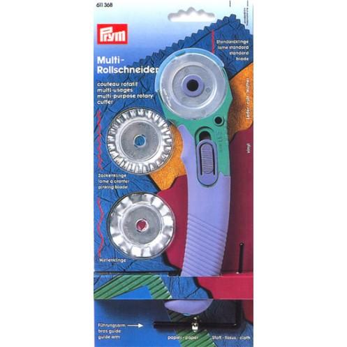 Раскройный нож  PRYM Multi 611368, 45 мм - Интернет-магазин