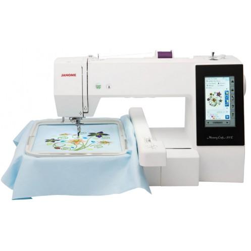 Вышивальная машина JANOME Memory Craft 500E - Интернет-магазин
