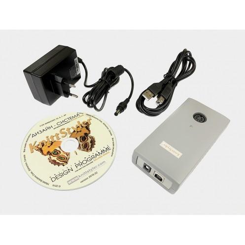 KnittStyler Программное обеспечение  USB к вязальной машине - Интернет-магазин