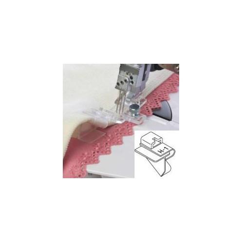 Направитель для кружева H1 на коверлок JANOME 200801005 - Интернет-магазин