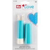 Игольница-тубус  Love с набором игл PRYM 610288