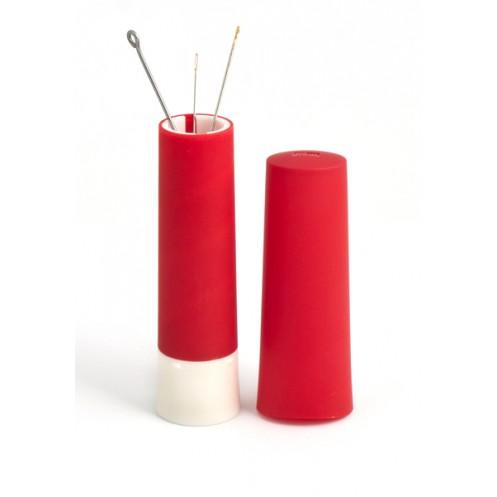 Вращающаяся игольница-тубус (красная) PRYM 610297 - Интернет-магазин