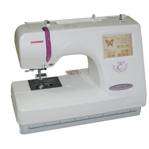 JANOME Memory Craft 350E - Интернет-магазин