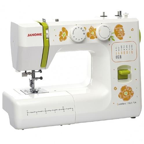 Швейная машина JANOME Excellent Stitch 15А - Интернет-магазин