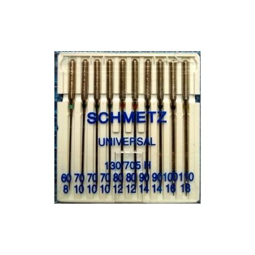 Иглы SCHMETZ универсальные №60-110 (10) - Интернет-магазин
