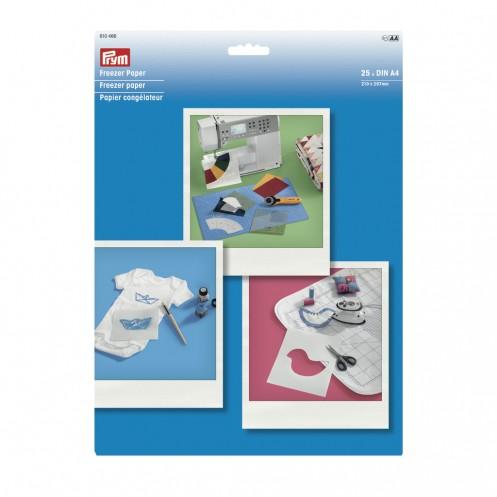 """Бумага для """"заморозки"""" со специальным покрытием  PRYM 610466 - Интернет-магазин"""