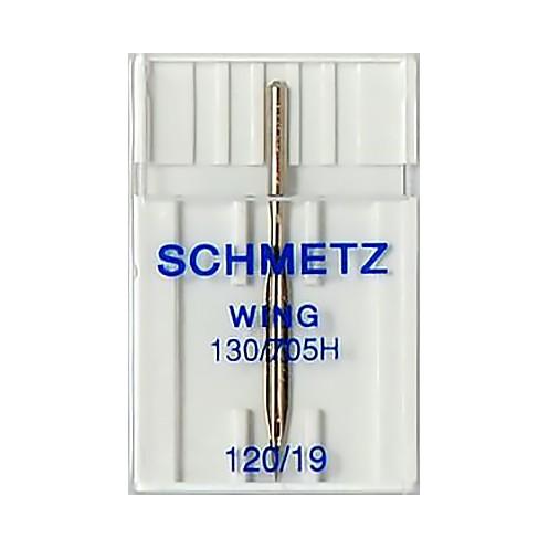 Игла SCHMETZ с лопастью для мережки №120 - Интернет-магазин