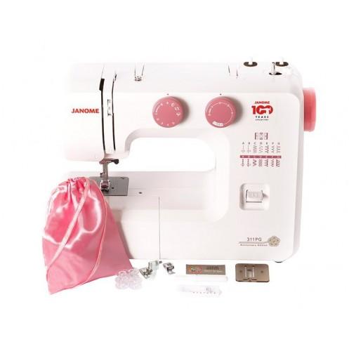 Швейная машина JANOME 311PG - Интернет-магазин