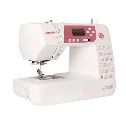 Швейная машина  JANOME 3160PG - Интернет-магазин