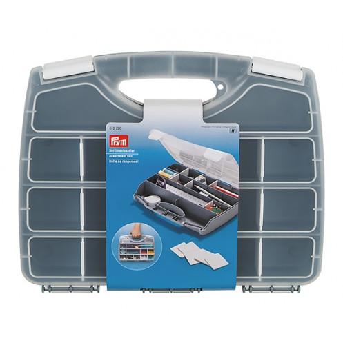 Коробка-чемодан для хранения швейных аксессуаров PRYM 612720 - Интернет-магазин