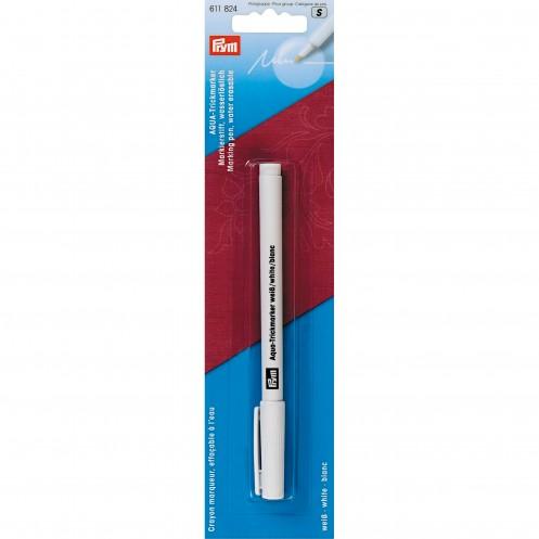 Маркер водорастворимый белый PRYM 611824 - Интернет-магазин