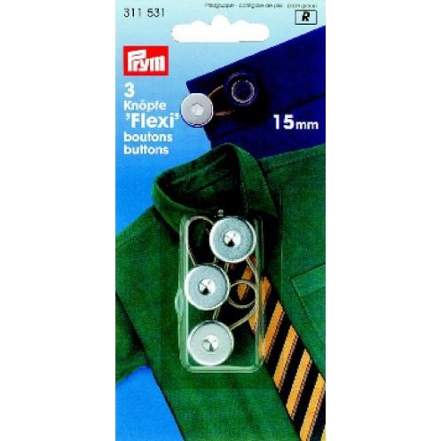 Пуговицы Flexi с петлей PRYM 311531 - Интернет-магазин