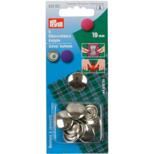 Пуговицы для обтягивания тканью PRYM 323152 - Интернет-магазин