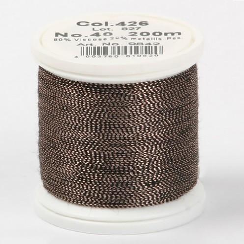 MADEIRA Metallic №40 200м цвет 426 - Интернет-магазин