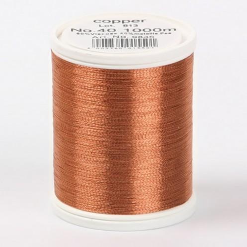 MADEIRA Metallic №40 1000м цвет copper - Интернет-магазин