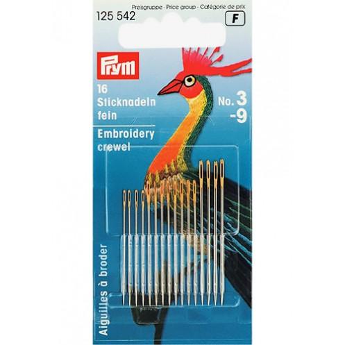 Ручные иглы  PRYM 125542 - Интернет-магазин