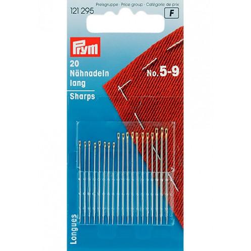Швейные ручные иглы №5-9 PRYM PRYM 121295 - Интернет-магазин