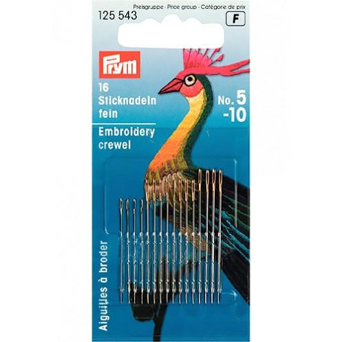 Ручные иглы Prym PRYM 125543 - Интернет-магазин