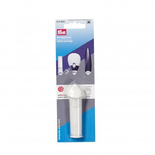 Патрон с меловым порошком, белого цвета PRYM 610956 - Интернет-магазин