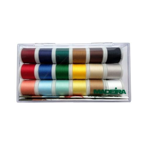 Набор вышивальных ниток MADEIRA Aerofil 8041 - Интернет-магазин