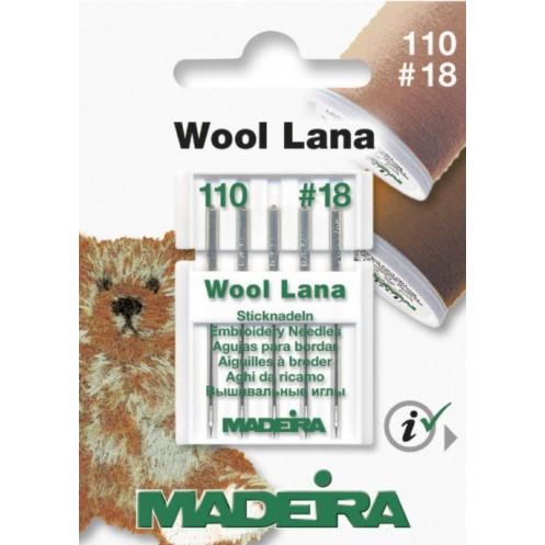 MADEIRA для вышивки шерстью №110 - Интернет-магазин