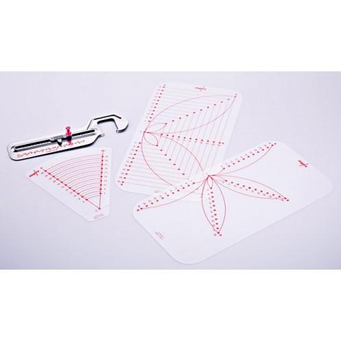 Приспособление для шитья по кругу  PFAFF 821026-096 - Интернет-магазин