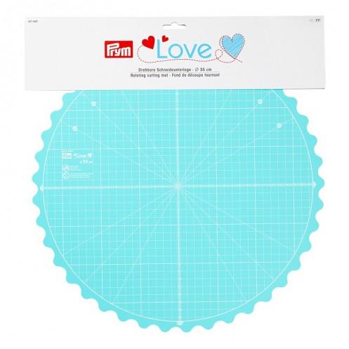 Вращающийся коврик Love PRYM 611469 - Интернет-магазин