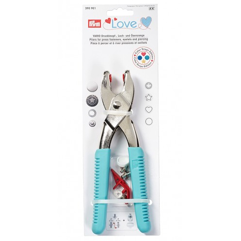 Щипцы Vario серии Love для установки кнопок и люверсов PRYM 390901 - Интернет-магазин