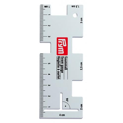 Линейка металлическая PRYM 610736 - Интернет-магазин