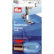 Лампочка двухконтактная для швейной машины PRYM 611359