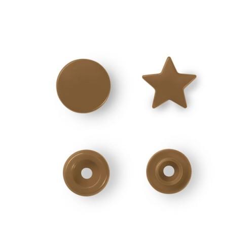 """Кнопки """"Color Snaps"""" звезда золотистые PRYM 393211 - Интернет-магазин"""
