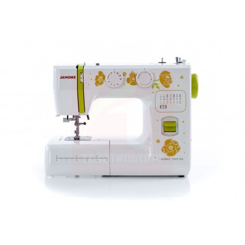 JANOME Excellent Stitch 15А - Интернет-магазин