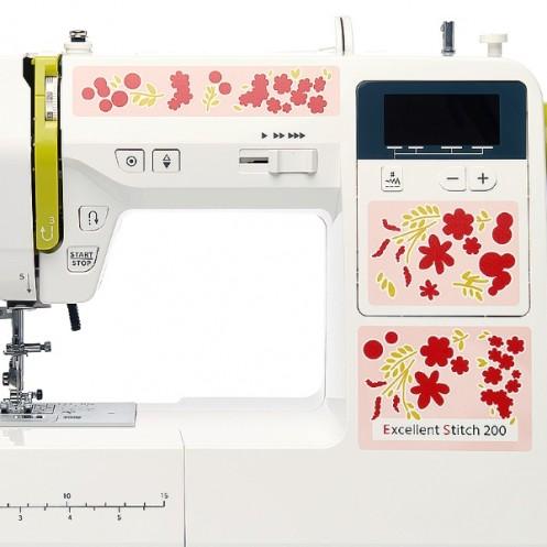 JANOME Excellent Stitch 200 - Интернет-магазин