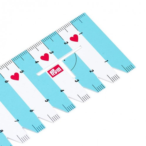 Линейка для разметки и измерения Love  PRYM 610728 - Интернет-магазин