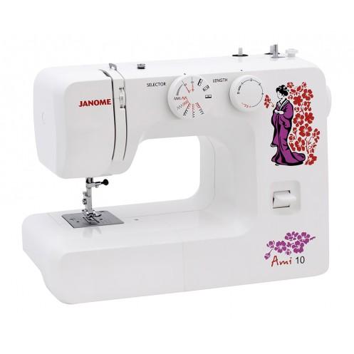 Швейная машина JANOME Ami 10 - Интернет-магазин