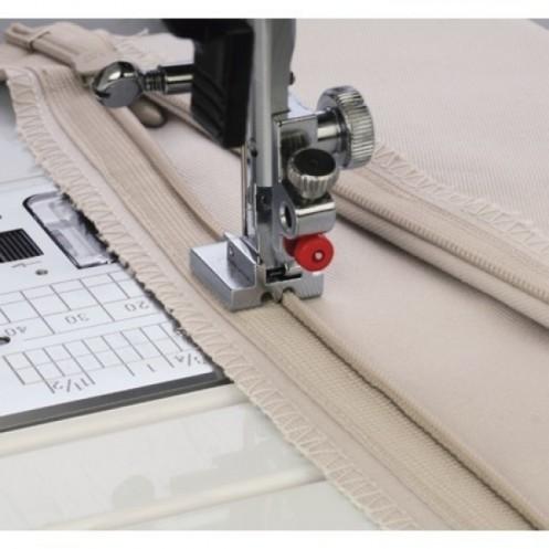 Лапка для вшивания потайной молнии 9 мм JANOME 202144009 - Интернет-магазин