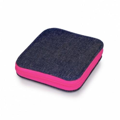 Дорожный набор на ярко-розовой молнии  PRYM 651242 - Интернет-магазин