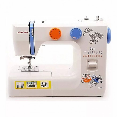 Швейная машина JANOME 1620S - Интернет-магазин