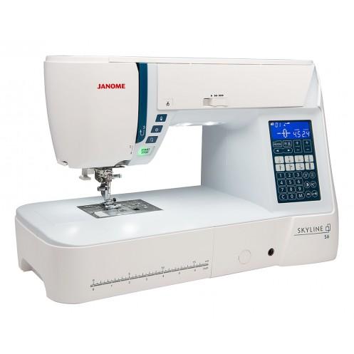 Швейная машина  JANOME SKYLINE S6 - Интернет-магазин