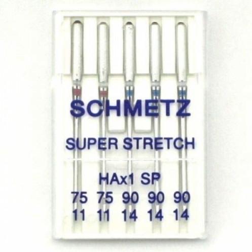 Иглы SCHMETZ супер стрейч №75-90 - Интернет-магазин