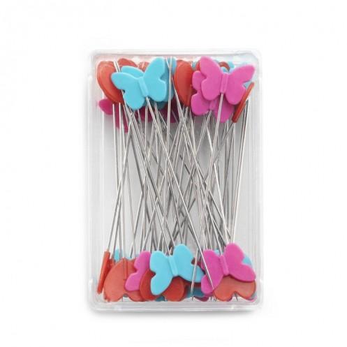 Булавки Love с пластиковыми головками  PRYM 028521 - Интернет-магазин