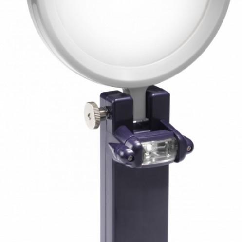 Лупа универсальная со светодиодной подсветкой PRYM 610380 - Интернет-магазин