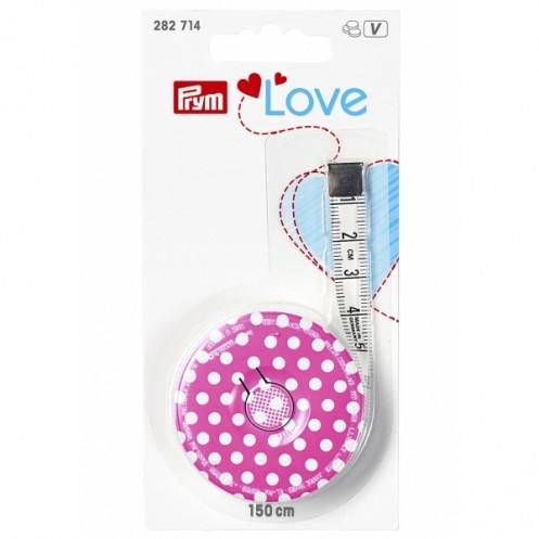 Рулетка портновская Love PRYM 282714 - Интернет-магазин