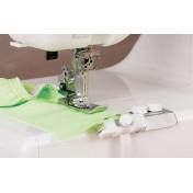Приспособление для пришивания широкой резинки  на распошивалку JANOME 795817106